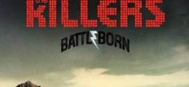 Album Νο6 for 2012 The Killers «Battle Born»