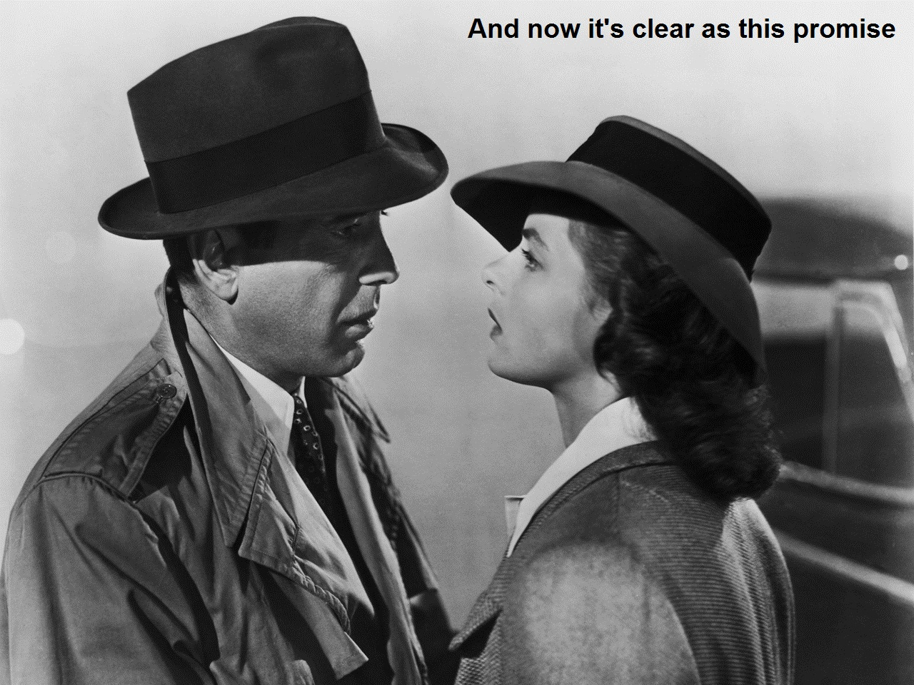 Image: FILE PHOTO: 70 Years Since The Casablanca World Premiere Casablanca